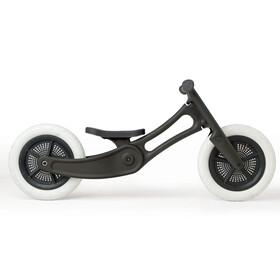 Wishbone 3 in 1 Design Bike - Draisienne Enfant - Recycled Edition noir